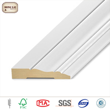 White gesso primed mdf trim sizes casing baseboard gesso painting door jamb wood moulding