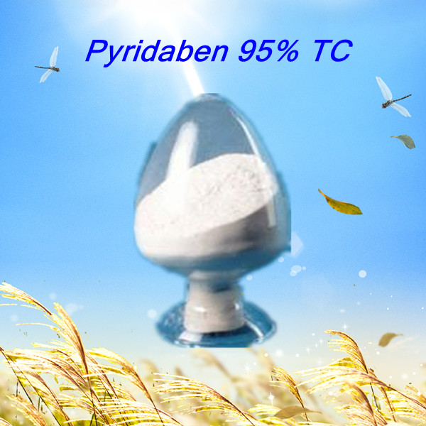 Hot acaricide/insecticide Pyridaben