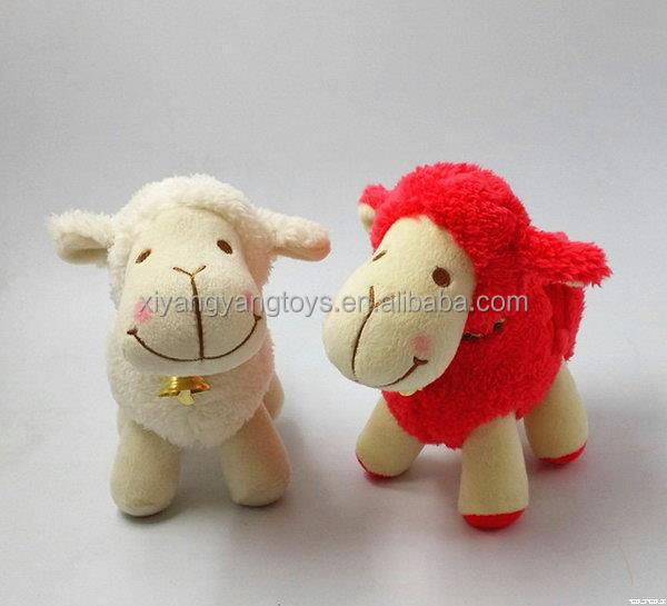Economic top sell painting plush toy animal kid gift toy