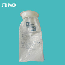 JTD manufacture wholesale customized disposable plastic vomit bags sickness bags