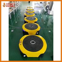 Professional Nice Cheap Big ELFIN AGV Dinner Waiter Robot