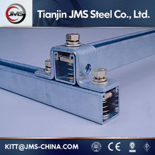 construction material stainless steel unistrut channel/u channel/c channel