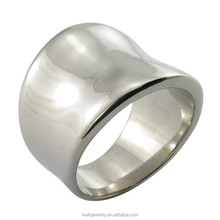 blank stainless steel ring
