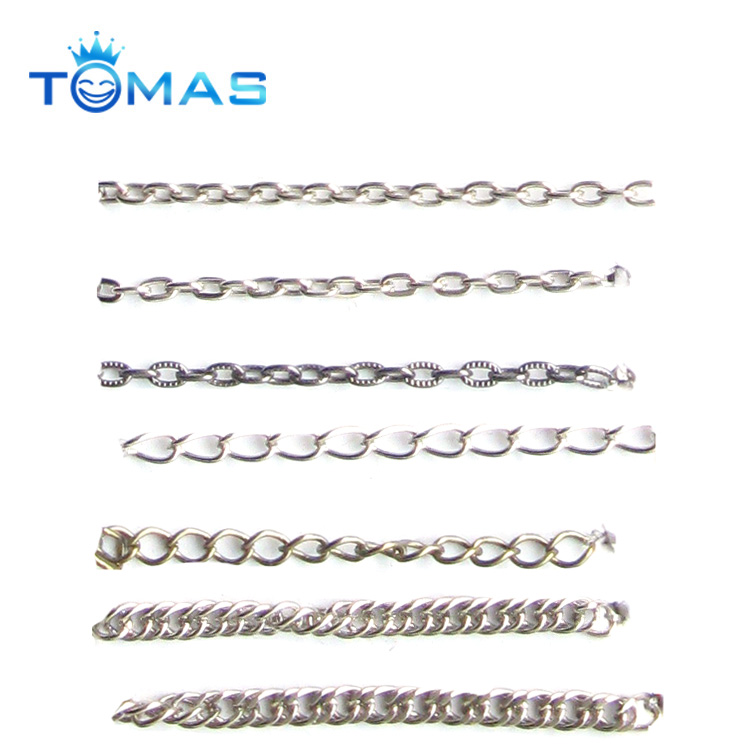 Latest chain designs for man stainless steel link chain