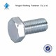 decorative nut and bolt making machine price made in china haiyan factory manufactures