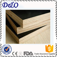 Linyi Brown Film Faced Plywood For