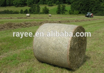 UV Stabilized Durable Premium Protection Hay Bale Wrap Plastic