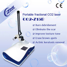 Z15B colored and keloid scar remove machines