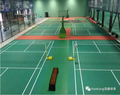 BWF Badminton Floor PVC Sports flooring