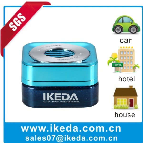IKEDA Factory Price Fast Selling Romantic Perfume Air Freshener Used Car