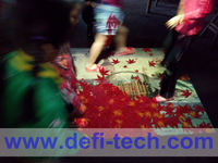 DEFI 3D interactive projection display system,interactive floor provider