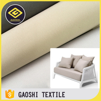 High Quality Cheap Custom Pu Backing Polyester Oxford Waterproof Fabric for Outdoor Furniture Sofa Cushions Cover