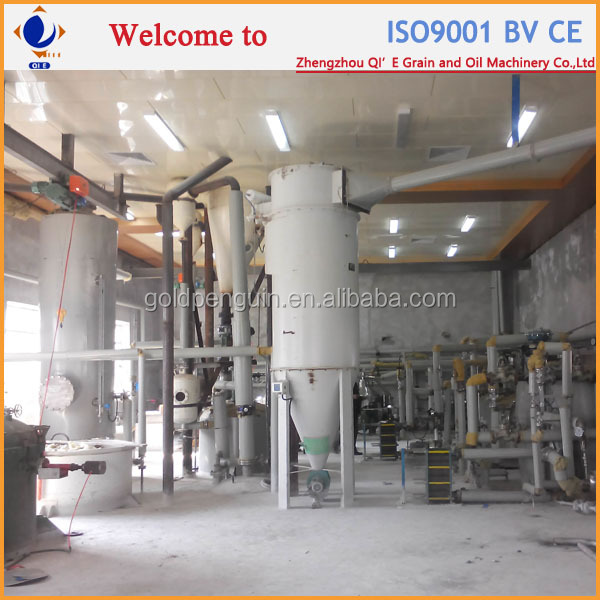 500TPD virgin coconut/cottonseed oil production process