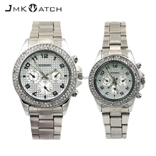 king quartz japanwatch stainless steel case back watch