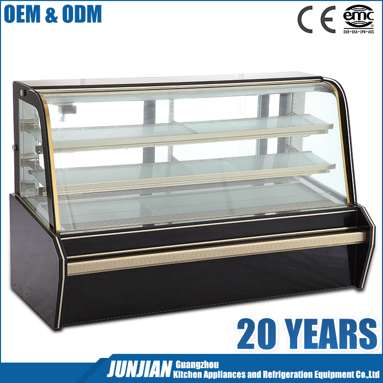 Hot sell Refrigerated Bakery Display Cases For Sale/Bakery Display Fridge/Bakery case