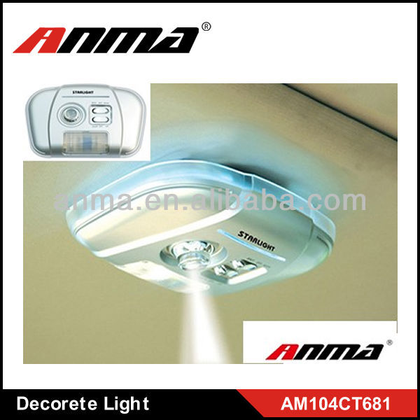 Makes your car more beautiful interior auto led under car decorative lights