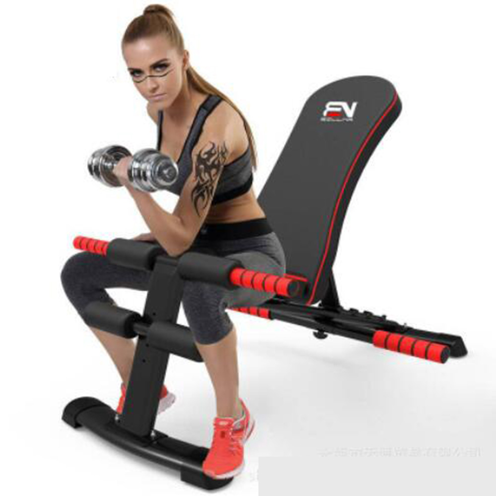 Hot selling sit up bench multifunctional foldable fitness <strong>equipment</strong> for body building