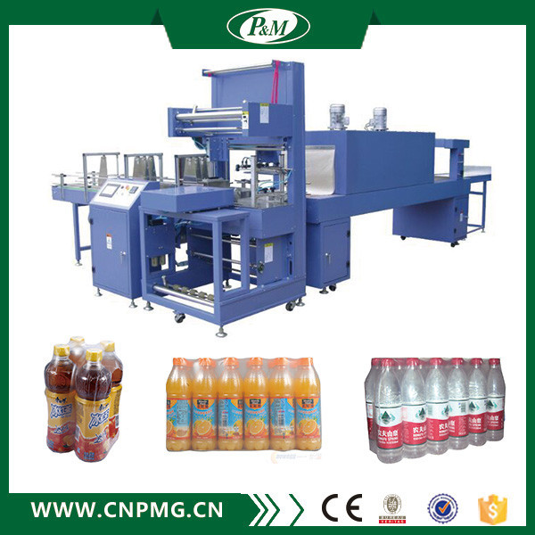 Zhangjiagang Shrink Wrapping Machine Thermal Shrink Packaging Machine Shrink Tunnel Machine