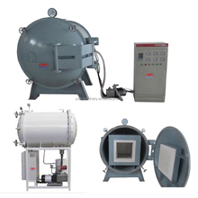 PID control electric vacuum annealing furnace for metal or non metal materials