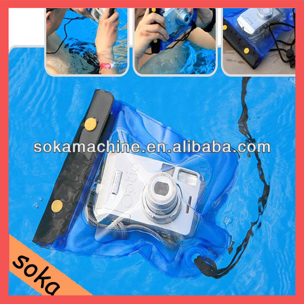 china camera waterproof case pvc