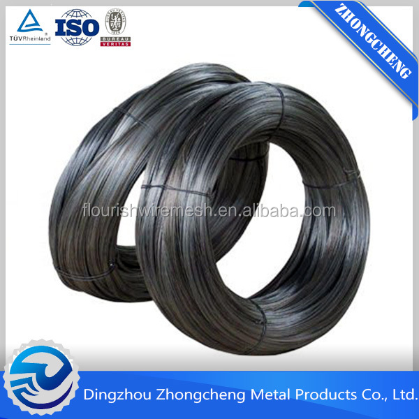 Low Carbon Steel Galvanized Binding Wire
