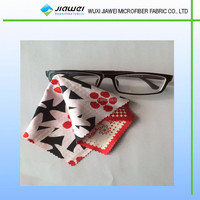 2015 microfiber magic digital print fabric flower