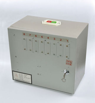 Control Box For Weft Accumulator
