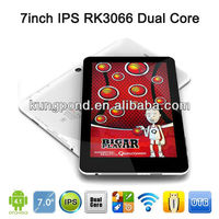 "2012 Hot 7"" IPS RK3066 Dual Core 16GB Tablet PC Android 4.1 Bluetooth"