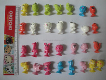 Hot Selling Plastic Mini Figure Toy Capsule Toy Chuck Little Monsters for Vending Machine Capsule Toy