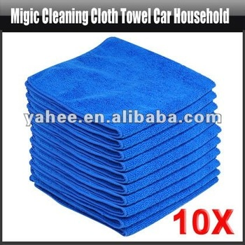 Microfibre Migic Cleaning Cloth Towel Car Household,YFO253A