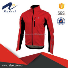Red and black mens racing motorcycle jackets