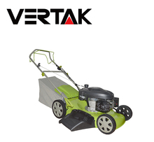 Good quality garden tool 22 inch petrol lawn mower for sale