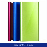 Smart phones charging power bank 10000mAh, portable mobile power for business trip/outing