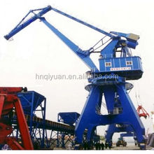 low price Portal crane sea port crane ship jib crane