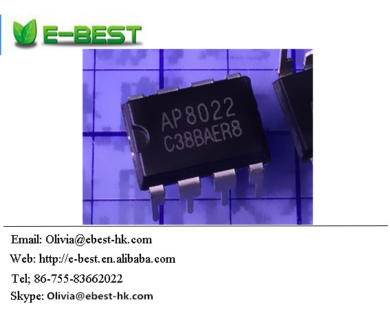 Induction cooker/DVD power management chip AP8022