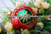 2016 New Christmas Printed Ball/Christmas Ornaments