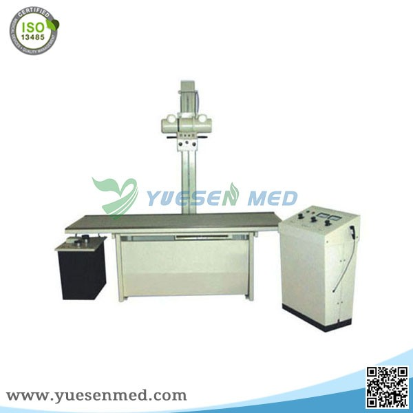 single-table single tube YSX100 100mA Medical Radiographic X-Ray Unit