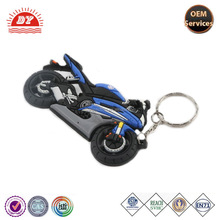 Fashion Keychain Pendant Motorcycle Model For Yamaha Blue