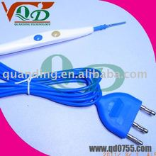 disposable medical instruments of Surgical Electrosurgical Pencil (ESU Pencil) with CE,FAD,ISO13485