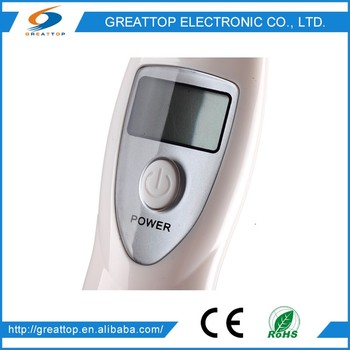 Factory Price Lcd Digital Display Breath Alcohol Tester
