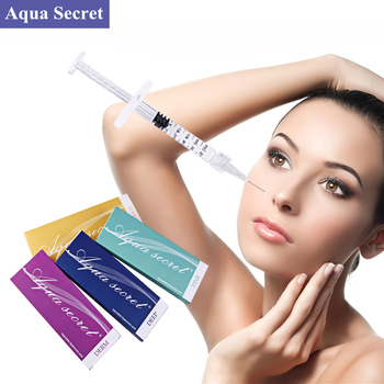 America CE Beauty pure acid hyaluronic gel cross-linked hyaluronic acid gel for injection