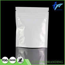 Custom Biodegradable Plastic Zipper Bag With Logo