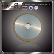 Flat Typed Glass Diamond Grinding Disc With Diamond Grit #100 concentration100%