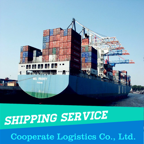 sea freight forwarder shenzhen guangzhou ningbo shanghai tianjin shipping to La ---Apple