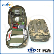 2016 New Arrival! MINI Outdoor Camouflage First Aid Kit Army Green Medical Bags Medical Survival Kit