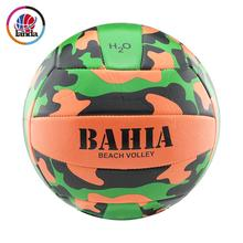 customized colorful print machine sewing volleyball ball