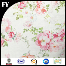 Factory Direct Digital Textile Printing combed printed cotton material