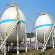 270 Mt LPG Spherical Storage Tank