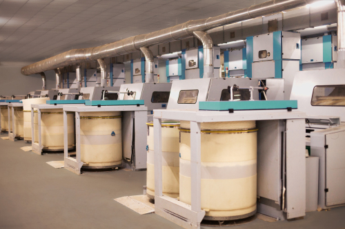 Blow room and carding machine Cotton carding machine