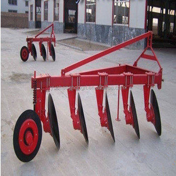 agricultural tractor rotary disc plough for sale